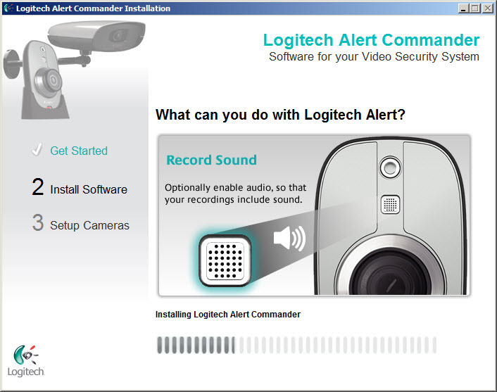 Logitech Alert Commander Download Free for Windows