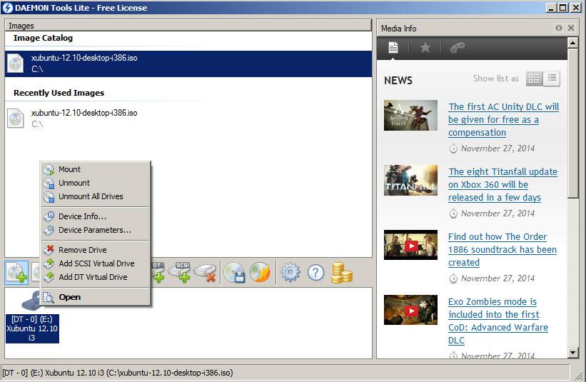 Daemon tools lite download free for windows - Daemon tools lite windows 8 ...