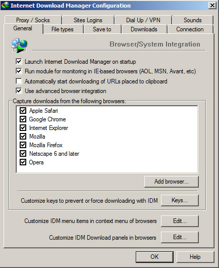 Internet Download Manager Download for Windows