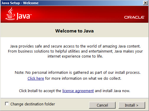 how to install java jdk on windows xp 32 bit