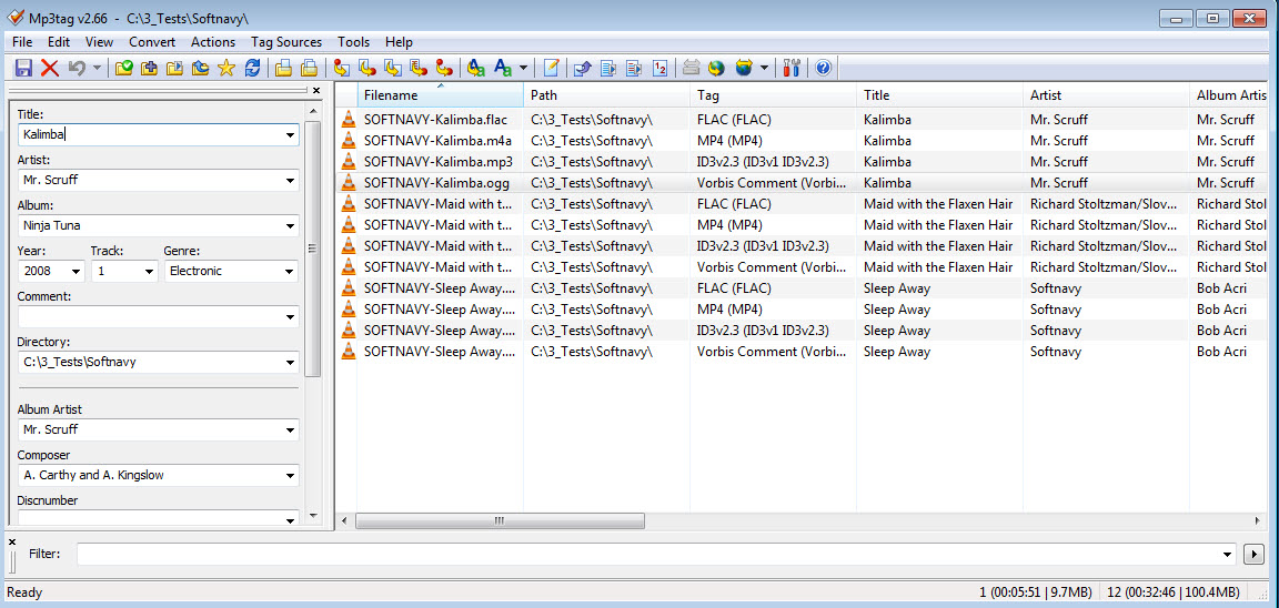 Mp3tag Download Free for Windows